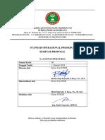 F.SOP Seminar Proposal (SOP 274 LPPM STIKES)