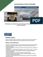 Brochure EPCM Full Services