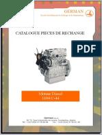 Catalogue Mot Perkins1104c-44(7t)