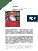 Paulo Freire y Celestine Freinet