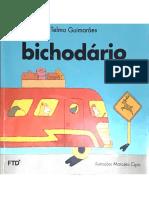 Bichodário, de Telma Guimarães, Ed. FTD