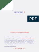 LEZIONE 7 mecroc