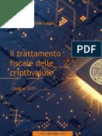 Crypto-tax report