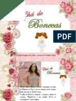 Apostila Cha de Bonecas