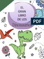 El Gran Libro de Los Dinosaurios (1)