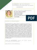 Prof. Madalena Gomes da Silva