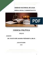 CIENCIA POLITICA-TEXTO