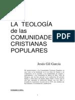 La_teologia_de_las_comunidades_cristianas Populares, Jesús Gil García - Academia.edu2020