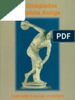 As Olimpíadas na Grécia Antiga