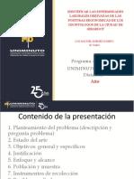 formato sustentación proyecto
