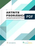 Guia Artrite Psoriásica e Doenças Reumáticas (1)