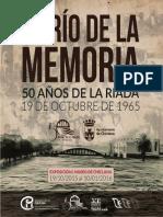 El Rio de La Memoria 50 Anos de La Riada 19 de Octubre 1965