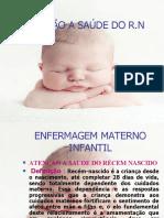 ENFERMAGEM MATERNO INFANTIL-RN