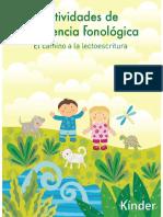 Libro Cf Kinder