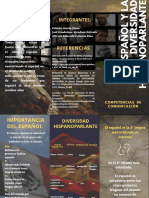 El Español Un Idioma en Expansión