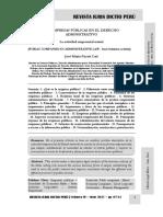 Las Empresas Públicas en El Derecho Administrativo - Autor José María Pacori Cari