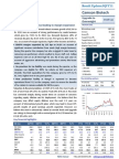 Camson Biotech (Upgrade to Overweight) - 3QFY11 Result Update - 14 Feb 2011 (IFIN)