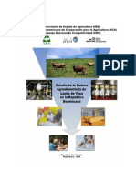 Cadena Agroalimentaria de Leche de Vaca