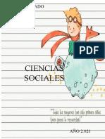 Ciencias Sociales  Quinto