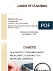 SAE E  DIABETS - TRABALHO