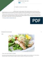 Dieta para limpiar y desintoxicar el hígado - Tua Saúde