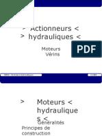 5- Hydrostatique___Actionneurs
