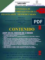AIEPI MENOR DE 2 MESES SEM 13