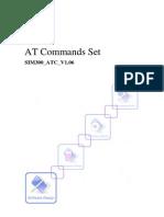 GSM commands list
