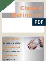 CLASS 4 E 5