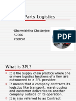 3rd & 4th Party Logistics