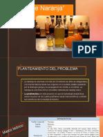 Licor de Naranja(propuesta)