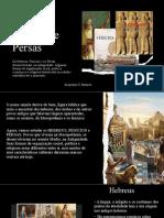 Hebreus, Fenícios e Persas SLIDE