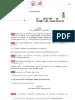 Lei-organica-1-1990-Horizontina-RS - ATUALIZADA