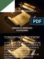 1DERECHO ROMANO II SUCESIONES.pptx