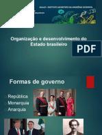 Formação do Estado brasileiro