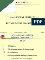 Chapitre 5 - Tableau de financement
