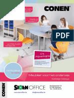 Catalogus scholen en creativiteit Sioen Office