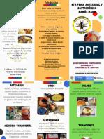 4ta Feria Artesanal y Gastronómica MAMA WARMI (3)