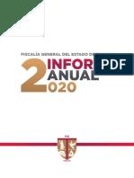 Informe FGE Tabasco