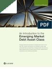 Lazard+Investment+-+An+Introduction+to+the+Emerging+Market+Debt+Asset+Class