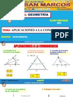 Geometría, clase 1 - APLICACIONES A LA CONGRUENCIA