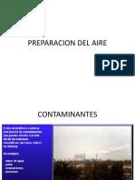 Preparacion Aire