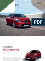 Brochure Clio Génération