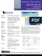Tech Data Sheet - RAPTOR FMC-BL Shipborne Radar Wind Profiler v02 GWA
