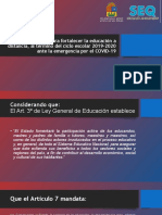 Acciones Para El Cierre Ciclo 2019-2020 Qroo