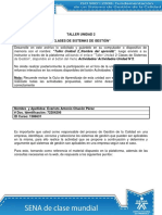 Taller Unidad 2_ISO 9001