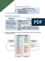 Gestion de procesos para empresa del sector construccion