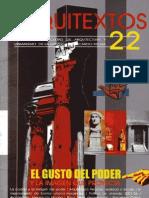 Alquiler-Venta   Arquitextos 22   Lima, 2007