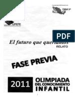 OCI 2011 Instrumento