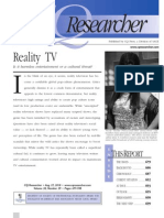 CQResearcher_RealityTV